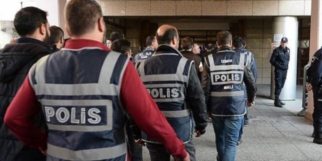 Karabük'te Bylock kullanan 7 öğretmen gözaltına alındı