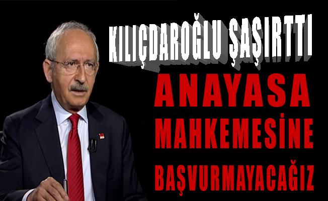 Kılıçdaroğlu Ezber Bozdu