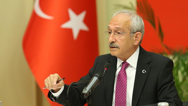 """Kılıçdaroğlu'ndan """"Hayır"""" Evleri Kurun Talimatı"""