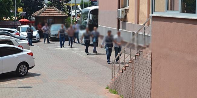 Malatya'da 4 öğretmen FETÖ'den tutuklandı