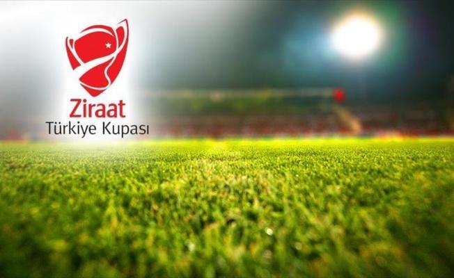 Ziraat Türkiye Kupası son 16 turu maçları başlıyor