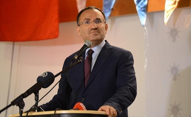 Adalet Bakanı Bekir Bozdağ: Bize yapılan uygulama faşist bir uygulamadır