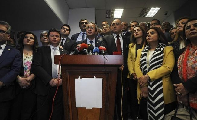 CHP halk oylamasının iptalini istedi