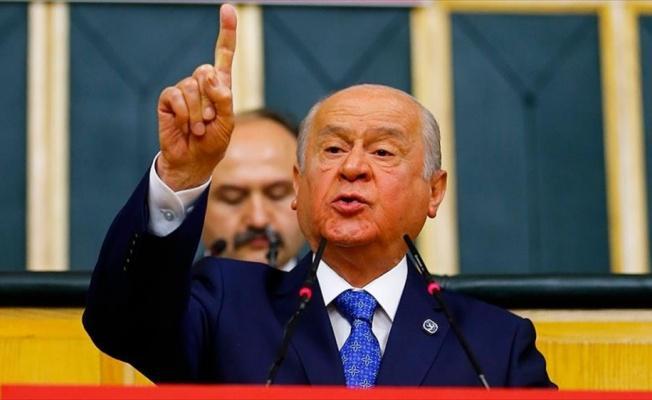 MHP Genel Başkanı Bahçeli: 16 Nisan'da kazanan Türkiye'dir
