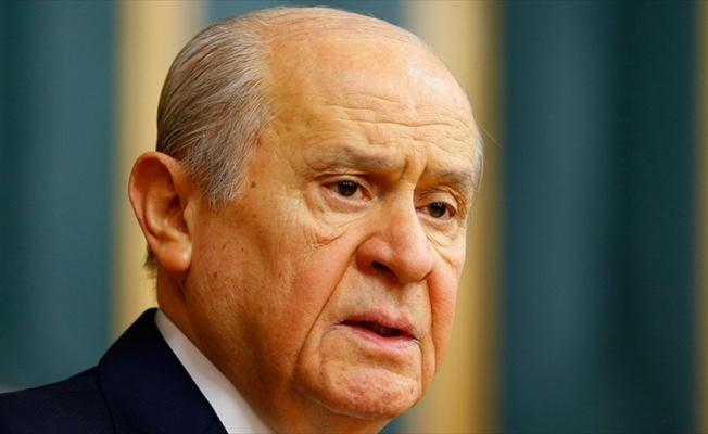 MHP Genel Başkanı Bahçeli: MHP'nin siyaseti yönlendirme gibi bir ihtiyacı yoktur