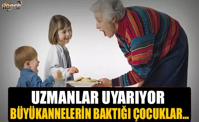 Büyükanneyle büyüyen çocukların obez olma ihtimali daha yüksek!
