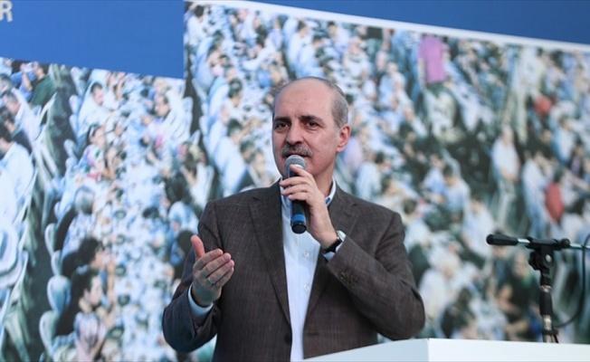 Başbakan Yardımcısı Kurtulmuş: Farklılıklarımızı ayrılık haline getirmeye çalışanlara dikkat edin