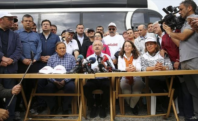 CHP Genel Başkan Kılıçdaroğlu: 80 milyonunun kardeşçe, huzur içinde yaşamasını istiyoruz