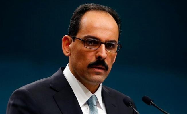 Cumhurbaşkanlığı Sözcüsü Kalın: Suudi Arabistan bu krizi çözebilecek imkana sahip