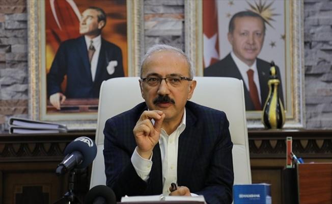 Kalkınma Bakanı Elvan: Bu bölge ne çektiyse terörden çekmiştir