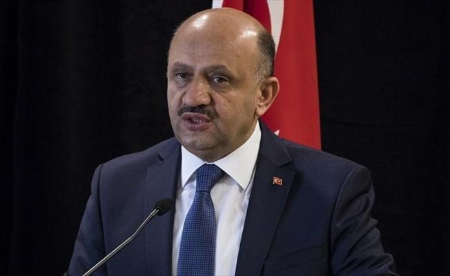 Milli Savunma Bakanı Işık:  ABD sözünü tutmak isterse büyük oranda tutar