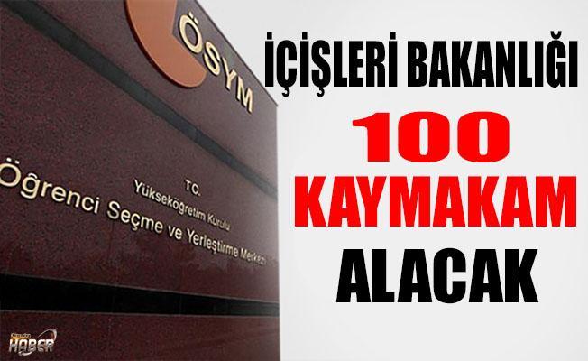 100 kaymakam adayı için İçişleri Bakanlığı sınav yapacak!