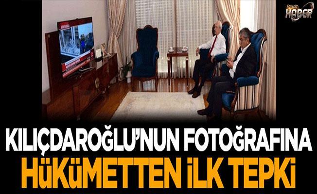 Adalet Bakanı Bekir Bozdağ'dan Kılıçdaroğlu'nun fotoğrafına tepki!