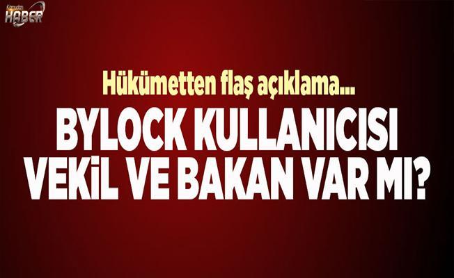 Başbakan Yardımcısı Canikli'den bylock kullanıcısı vekil açıklaması!