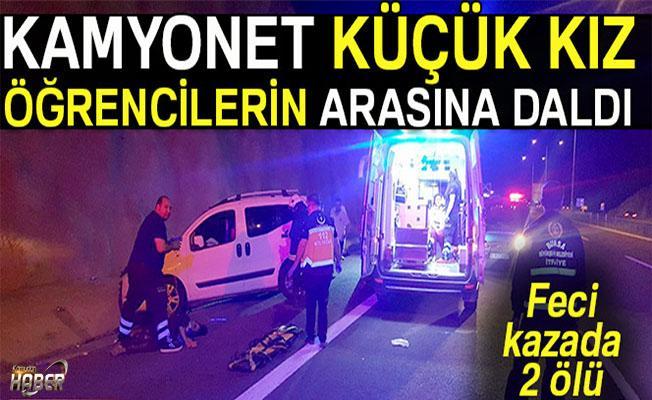 Bursa'da öğrenci gezisinde kaza! 2 kişi öldü, 16 kişiyi yaralandı