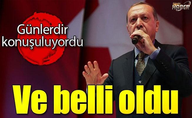Cumhurbaşkanı Erdoğan'ın 15 Temmuz programı!