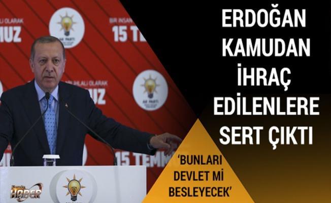 Erdoğan'dan flaş 657 açıklaması