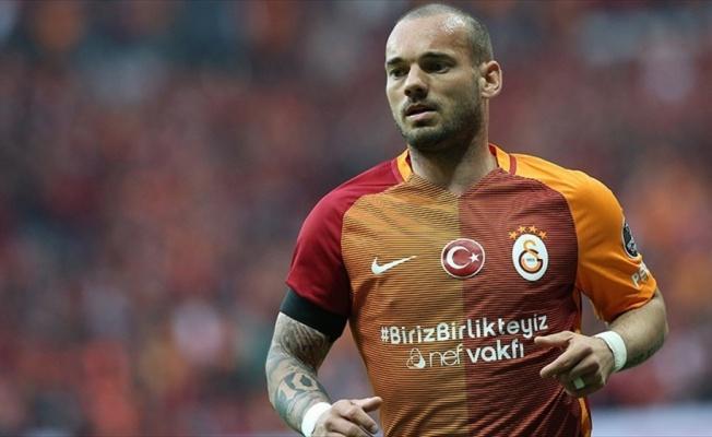 İstanbul Başakşehir'den Sneijder açıklaması