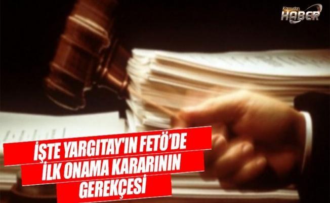 Yargıtay'dan kritik FETÖ kararı