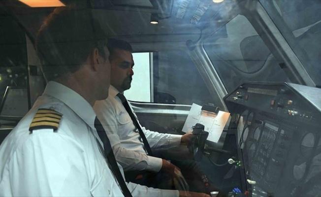 'Kokpitlerin yeni kaptanları' Dalaman'da yetişecek