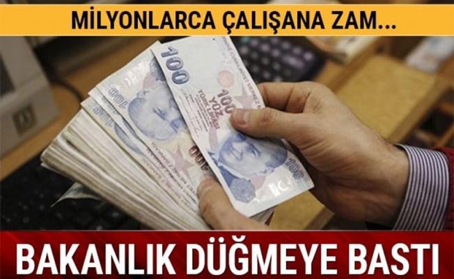 Maliye Bakanlığı çalışanın maaşını artıracak düzenleme için harekete geçti