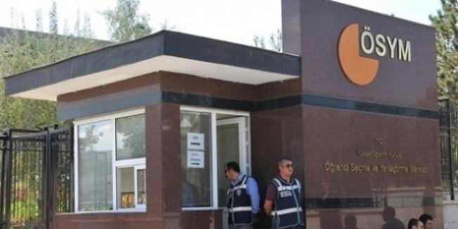 ÖABT sınav giriş yerleri açıklandı