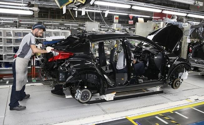 Satılan her 100 araçtan 36'sı yerli üretim