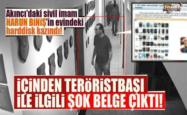 Sivil imam Harun Biniş'in bilgisayarında Gülen ile ilgili şok belge!