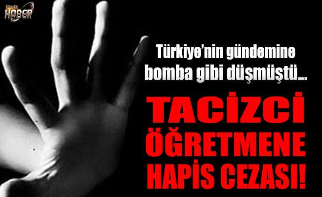 Tacizci emekli öğretmen, 82 yıl hapis cezasına çarptırıldı!