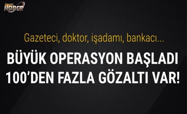 Tekirdağ'da 'ByLock' operasyonu: 115 gözaltı