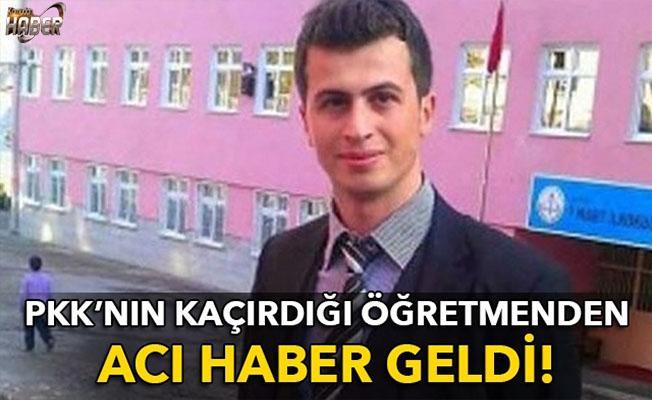 Tunceli Valisi Tuncay Sonel: Tunceli'de bulunan ceset, Necmettin Yılmaz'a ait!