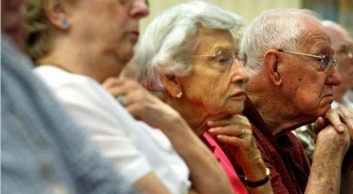 Yaşlılar için 2 milyon TL destek