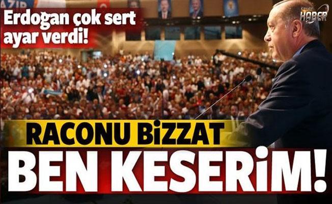 Cumhurbaşkanı Erdoğan'dan gündeme dair sert açıklamalar!