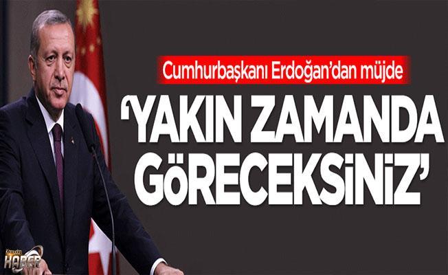 Erdoğan'dan tek tip elbise için açıklama!