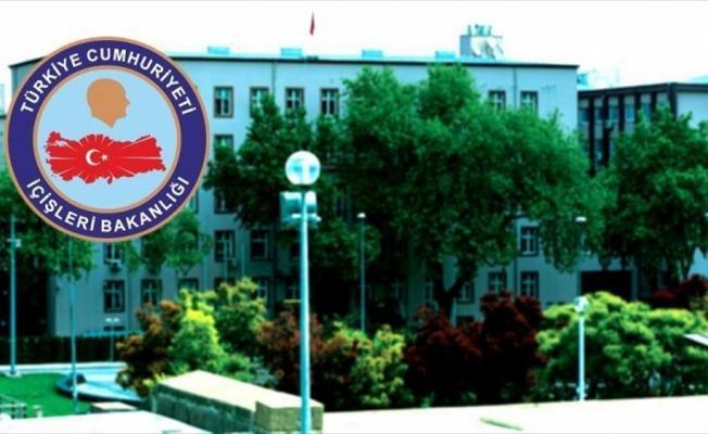 İçişleri Bakanlığı: 8 terörist etkisiz hale getirildi