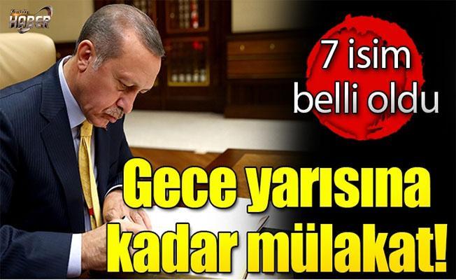 AK Parti'nin yeni il başkanları belli oldu!