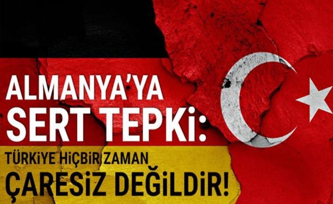 Bakan Çavuşoğlu: Türkiye hiçbir zaman çaresiz değildir!