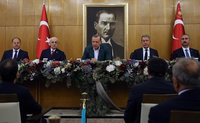 Cumhurbaşkanı Erdoğan: TEOG'un kaldırılması için bir mani yok