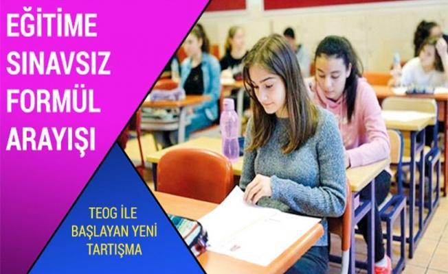 Eğitime sınavsız formül arayışı