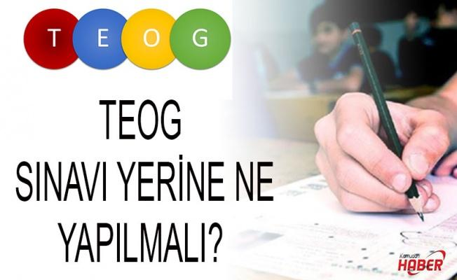 TEOG sınavı yerine ne yapılmalı?