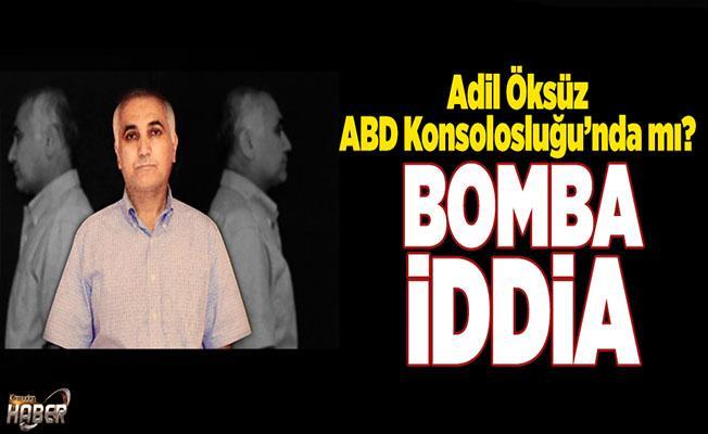 AK Parti milletvekili Şamil Tayyar'dan Adil Öksüz için flaş iddia!