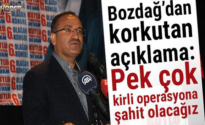 Bekir Bozdağ'dan 2019 yılı için kritik açıklama!