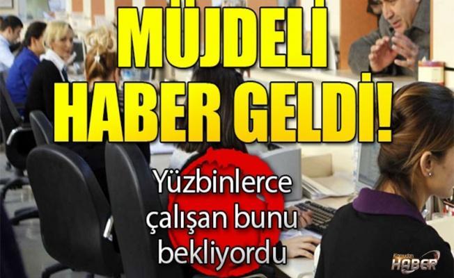Bakan Sarıeroğlu müjdeyi verdi!
