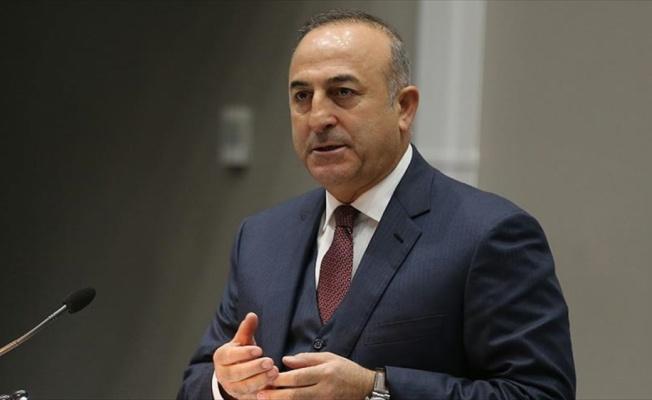 Dışişleri Bakanı Çavuşoğlu: Çin ile stratejik iş birliğimiz güçlü