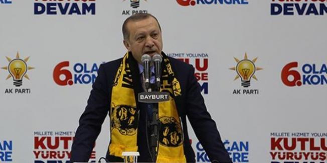 Erdoğan: 2019 seçim kadrolarını oluşturuyoruz