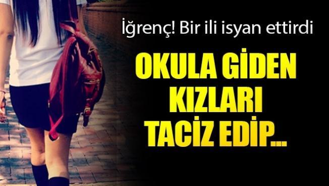 Eskişehir'de cinsel taciz iddiası