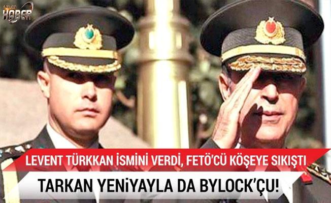 Hulusi Akar'ın eski yaveri Türkkan tarafından ihbar edildi.