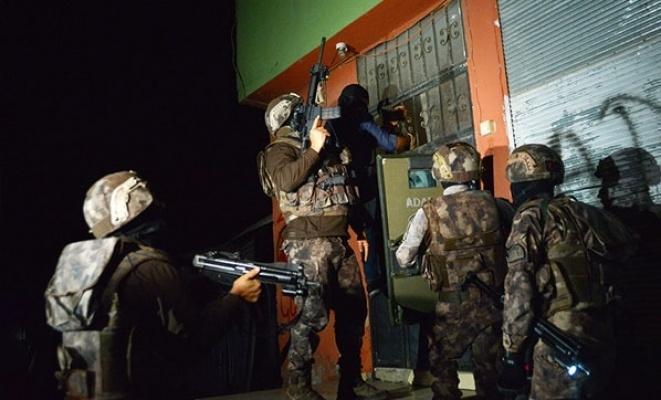 İstanbul'daİstanbul operasyonu: 82 gözaltı