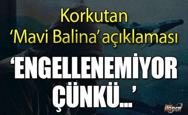 """""""Mavi Balina oyunu engellenemiyor"""""""