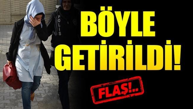 Samsun'da FETÖ operasyonu: 11 gözaltı